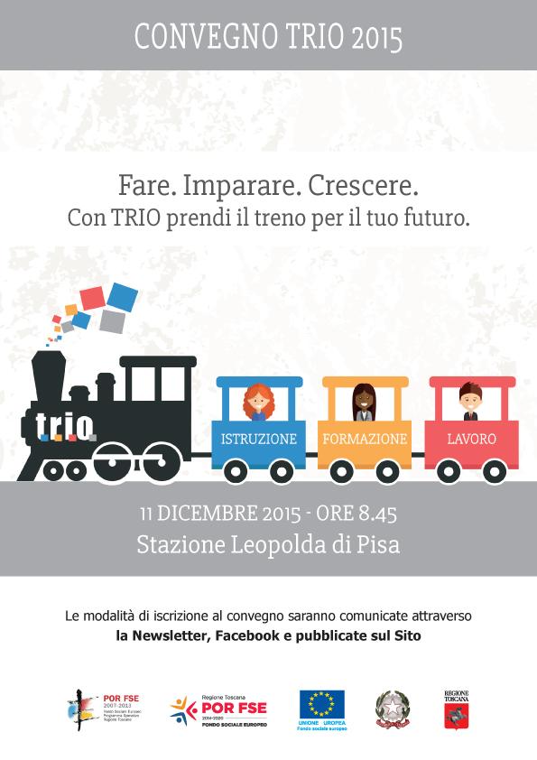 Convegno Trio a Pisa l 11 dicembre