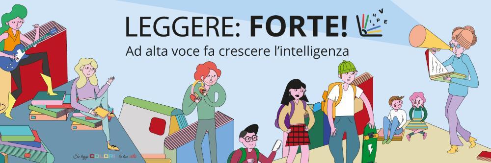 Leggere: Forte! non si ferma - Regione Toscana