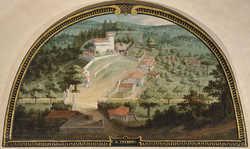 Lunetta Villa del Trebbio -