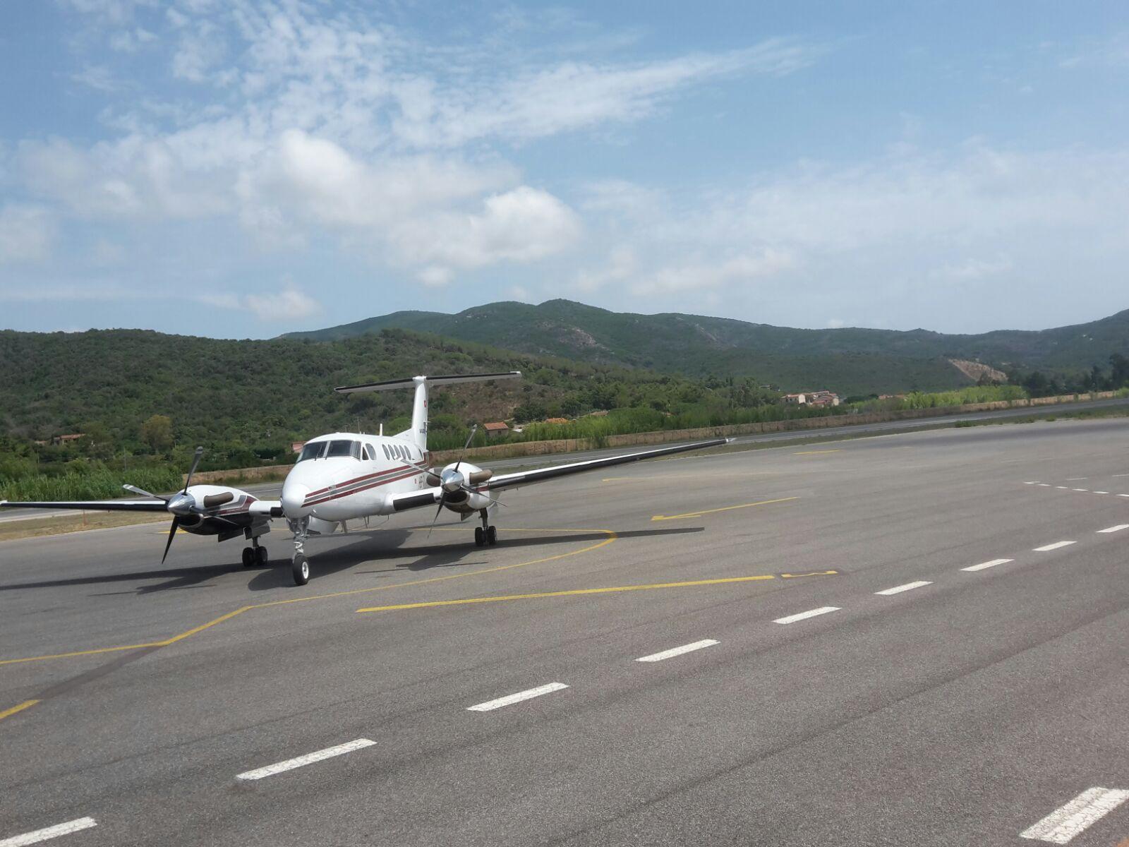 Aeroporto Elba : All aeroporto dell elba oltre milioni in tre anni ceccarelli